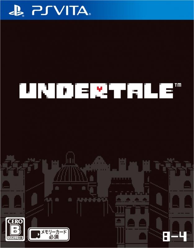 【PS Vita】UNDERTALE