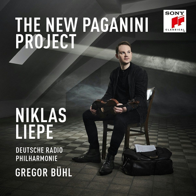24のカプリース全曲〜現代の様々な作曲家による管弦楽伴奏版 ニクラス・リーペ、グレゴール・ビュール&ドイツ放送フィル(2CD)