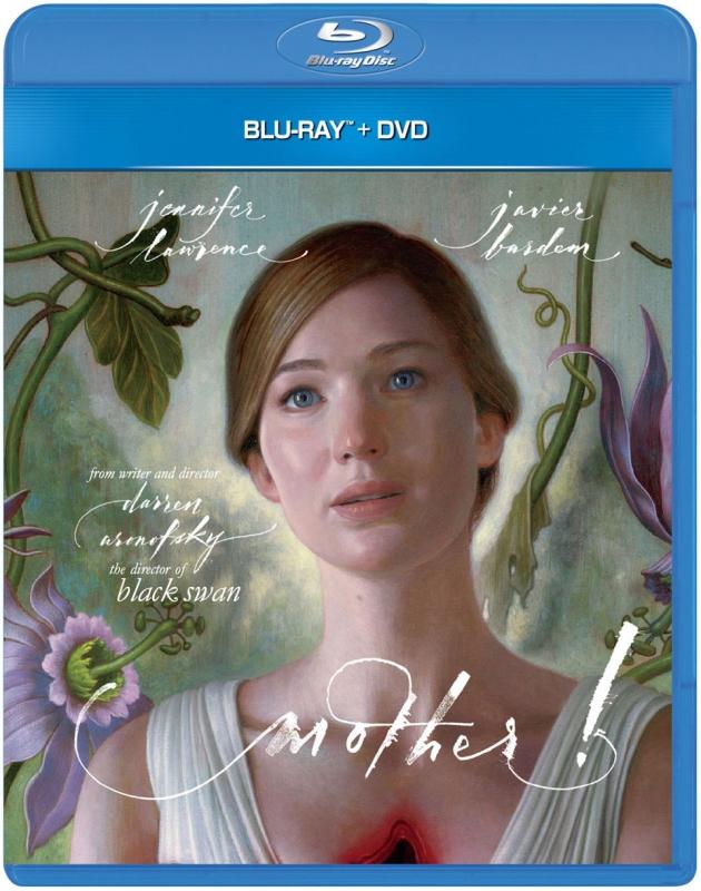 マザー! ブルーレイ+DVDセット