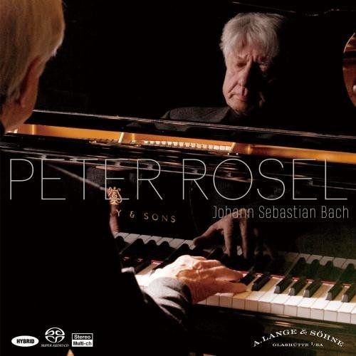 『レーゼル・プレイズ・バッハ』 ペーター・レーゼル(ピアノ)