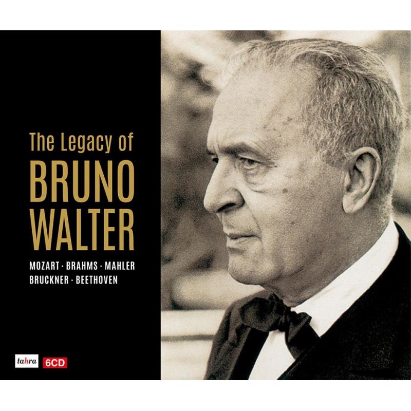 ブルーノ・ワルターの遺産〜ターラ編(6CD)
