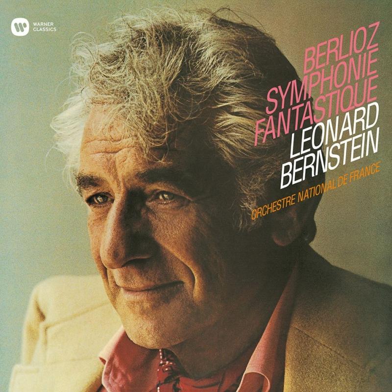 幻想交響曲、イタリアのハロルド レナード・バーンスタイン&フランス国立管弦楽団(シングルレイヤー)