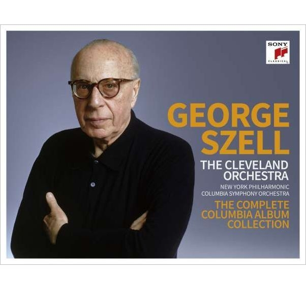 George Szell : The Complete Album Collection (106CD)