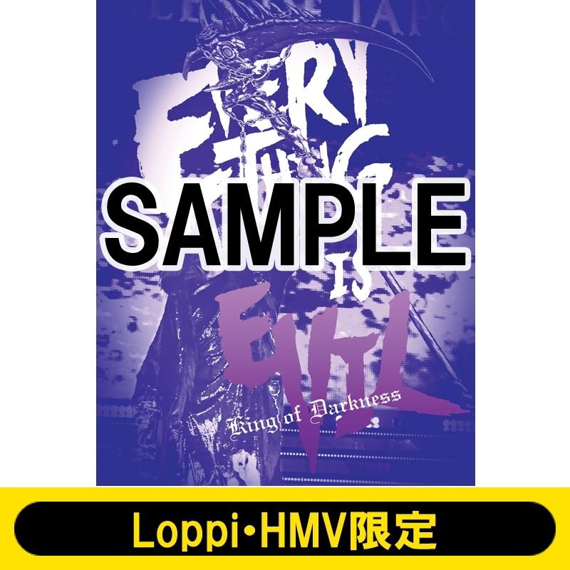 キャンバス F6サイズ(EVIL)【Loppi・HMV限定】