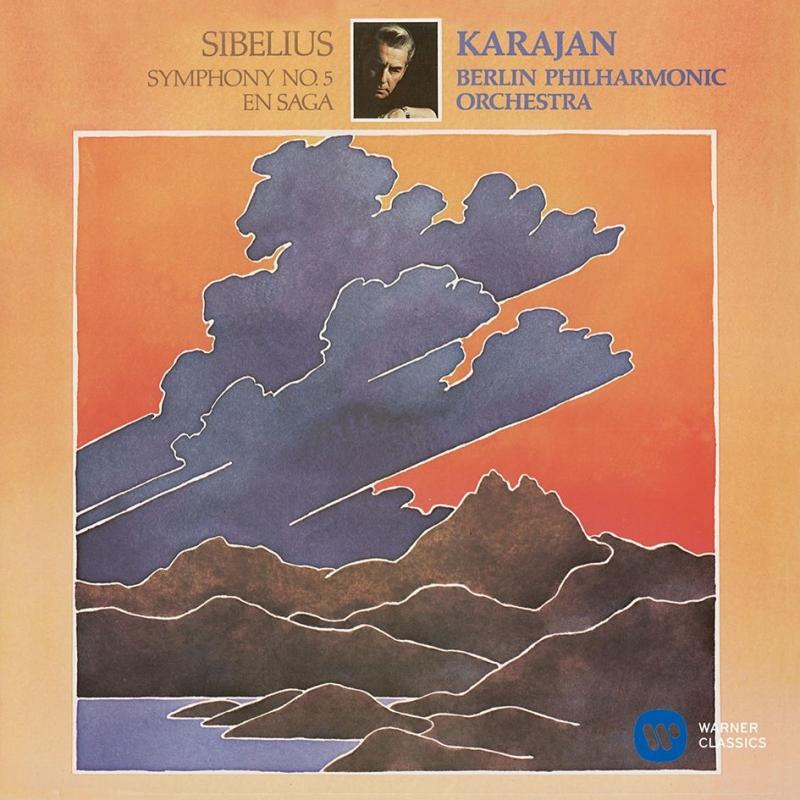 Symphony No.5, Orchestral Works : Herbert von Karajan / Berlin Philharmonic (1976)(Single Layer)