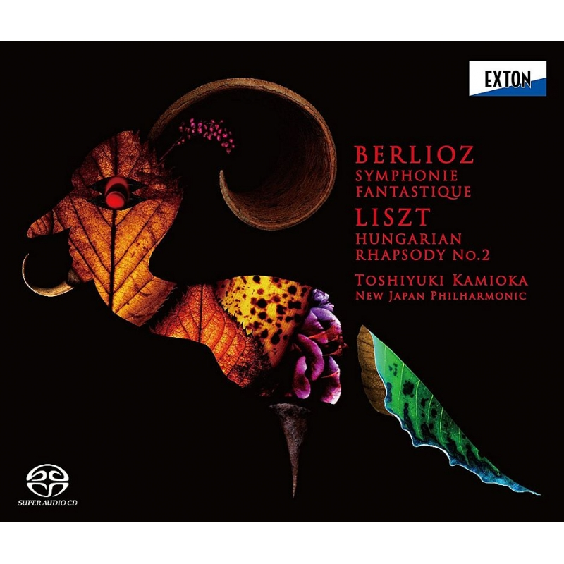 Berlioz Symphonie Fantastique, Liszt : Toshiyuki Kamioka / New Japan Philharmonic (Hybrid)(Direct Cut)