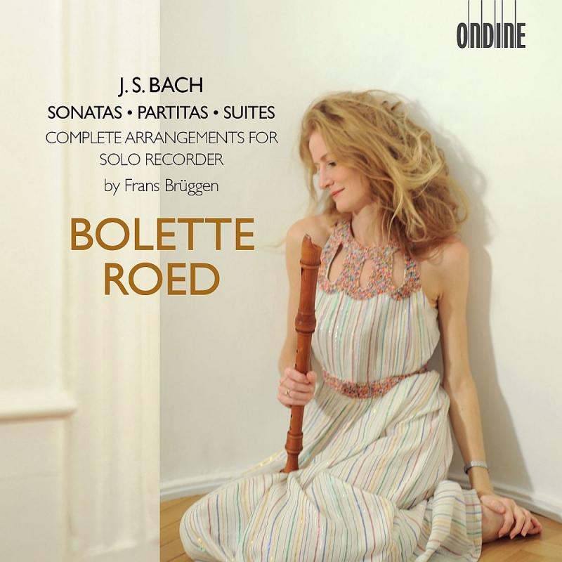 ソナタ、パルティータ、組曲〜フランス・ブリュッヘン編曲、無伴奏リコーダーのための作品全集 ボレッテ・ロズ(2CD)