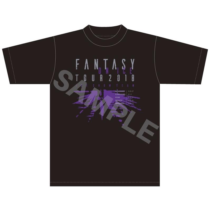 Fantasy on Ice2018スタッフTシャツ Mサイズ