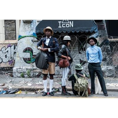 Fashion Tribes Global Street Style Daniele Tamagni Hmv Books Online 9784861525452