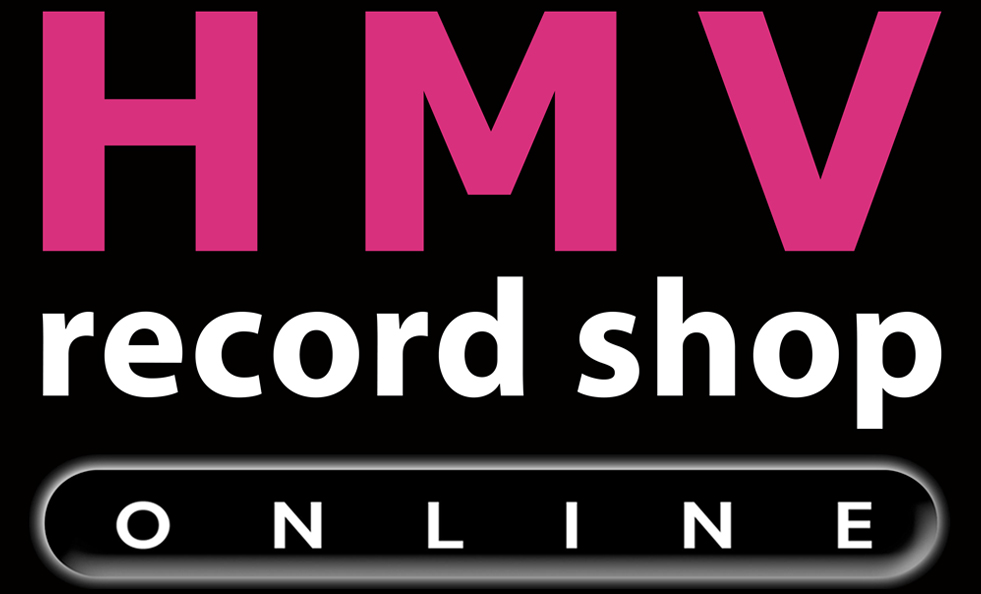 HMV record shop ONLINE