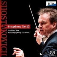 ノット&東京交響楽団/ショスタコーヴィチ:交響曲第10番