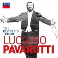 ルチアーノ・パヴァロッティ〜ザ・ピープルズ・テナー(2CD)