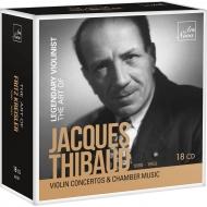 ジャック・ティボーの芸術(18CD)