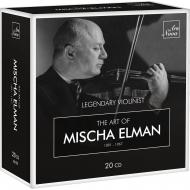ミッシャ・エルマンの芸術(20CD)