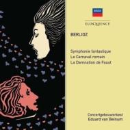 ベイヌム&コンセルトヘボウ管弦楽団/ベルリオーズ:幻想交響曲、他