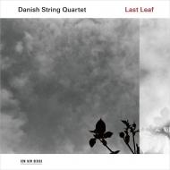 デンマーク弦楽四重奏団/『ラスト・リーフ』