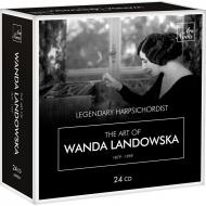 ワンダ・ランドフスカの芸術(24CD)