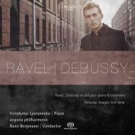 ラヴリネンコ/ラヴェル:ピアノ協奏曲、高雅で感傷的なワルツ、他