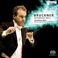 ジョナサン・ノット&東京交響楽団/ブルックナー:交響曲第5番