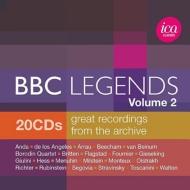 BBCレジェンズ・グレート・レコーディングズ第2集(20CD)