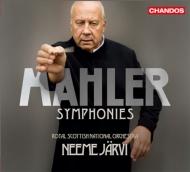 ネーメ・ヤルヴィ/マーラー:交響曲集(6CD)