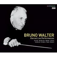 入荷!ブルーノ・ワルター 不滅のライヴ 1937-1958(6CD)