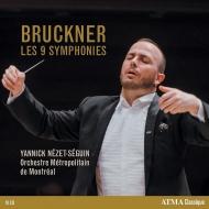 ネゼ=セガン/ブルックナー:交響曲全集(第1番〜第9番)(10CD)