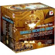 【入荷】チューリッヒ・トーンハレ管 創立150年記念エディション(14CD)