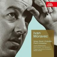 モラヴェツ/ピアノ協奏曲ライヴ集〜グリーグ、ラヴェル、プロコフィエフ