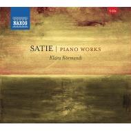 クララ・ケルメンディ/サティ:ピアノ作品集(5CD)