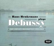 ヘンケマンス・プレイズ・ドビュッシー〜フィリップス録音集1951-1957(4CD)