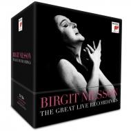 豪華収録内容!ビルギット・ニルソン・ライヴBOX(31CD)