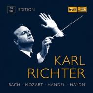 カール・リヒター・エディション(31CD)