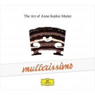 Mutterissimo〜アンネ=ゾフィー・ムターの芸術(2CD)