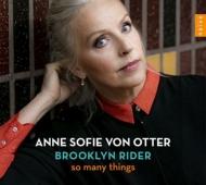 アンネ・ゾフィー・フォン・オッターの歌うジャンルを越えた世界