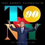 祝90歳☆トニー・ベネットと豪華スターたちによる一夜限りの共演ライヴが早くも音源化