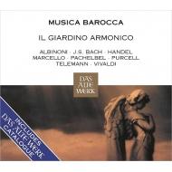 ジャルディーノ・アルモニコの名盤「ムジカ・バロッカ」がカタログ付きで大特価