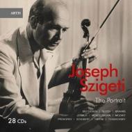 ヨゼフ・シゲティ ポートレート(28CD)