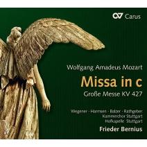 ベルニウスのモーツァルト:大ミサは新校訂版