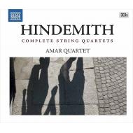 アマール四重奏団によるヒンデミット弦楽四重奏曲全集