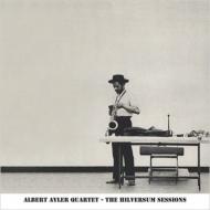 アルバート・アイラー『Hilversum Session』が新装ジャケの180g重量盤LPで再登場