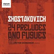 ドノホーのショスタコーヴィチ:24の前奏曲とフーガ