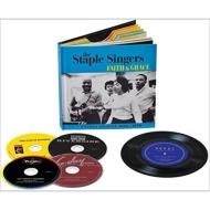 ステイプル・シンガーズ、7インチ付き4CDボックス