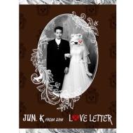 Jun.K (From 2PM) �wLove Letter�x�o�����^�C���p�b�P�[�W
