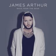 ジェイムス・アーサー、ボーナス6曲追加の国内盤をリリース