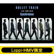 超特急『LIVE TOUR 2016 Synchronism』Blu-ray発売 HMV・Loppi限定盤は新曲収録CD付き