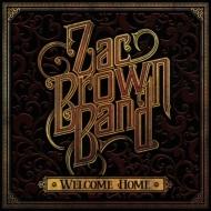 ザック ・ブラウン・バンド最新アルバム『WELCOME HOME』