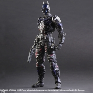 BATMAN: ARKHAM KNIGHT PLAY ARTS�� �A�[�J���i�C�g