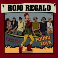 『FOUND LOVE』 ROJO REGALO