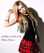 Avril Lavigne's Brand Abbey Dawn!!